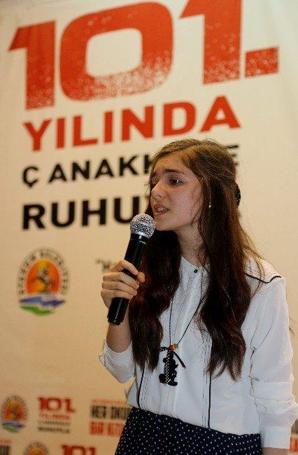 Atakum'da Çanakkale Ruhu