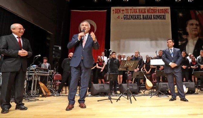 Kütahya'da Bahar Konseri