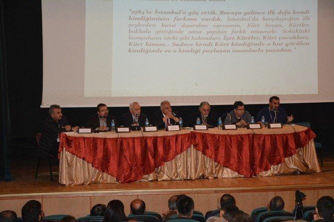 İkinci Uluslararası Bitlis Sempozyumu Tatvan'da Başladı