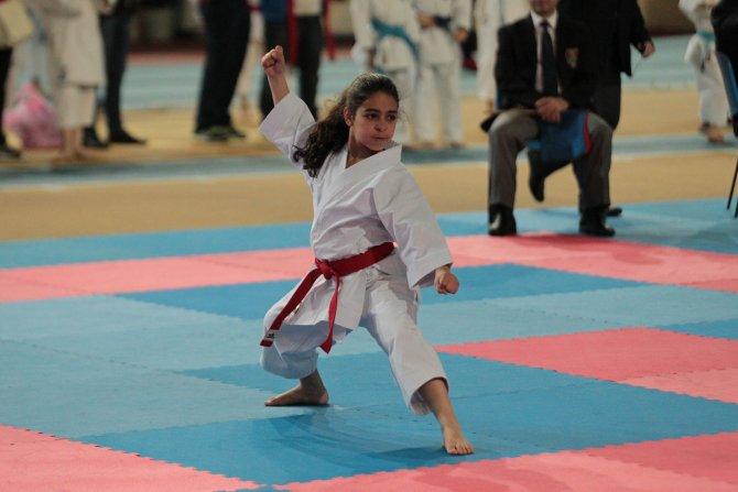Boğaziçi Karate Turnuvası başladı