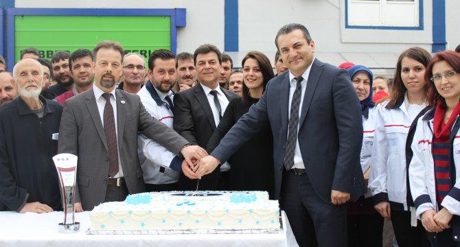 Fıat Tofaş 2016 kalite ödülü Ünver Group'un