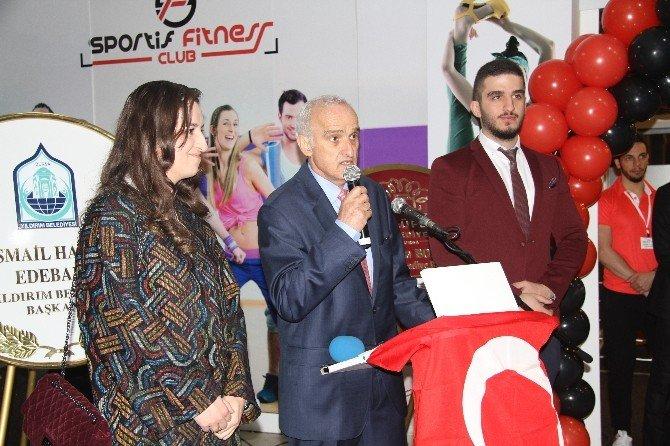 Bursa'da Fıtness Center Törenle Hizmete Girdi