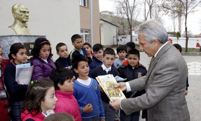 Çankaya Belediyesi'nden çocuklara 250 bin kitap
