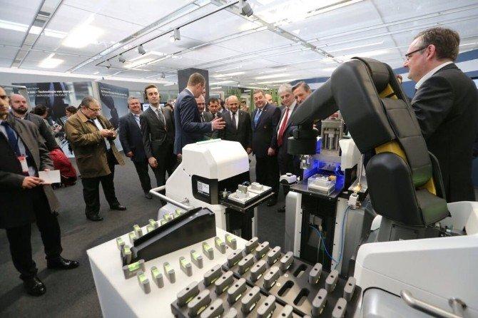 Ebso Başkanı Almanya'daki İnceleme Gezisini Değerlendirdi