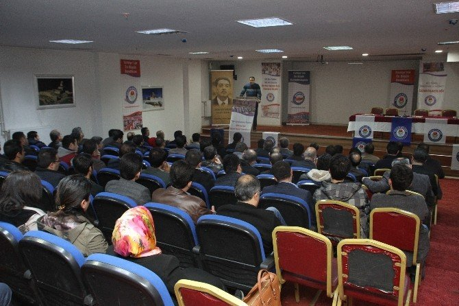 Eğitim-bir-sen Van Şubeleri Divan Toplantıları Yapıldı