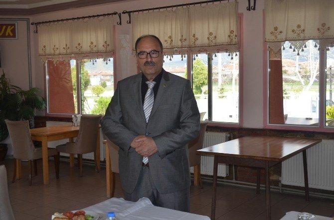 Eğitim Bir-sen, Aday Öğretmenlerle Kahvaltıda Buluştu