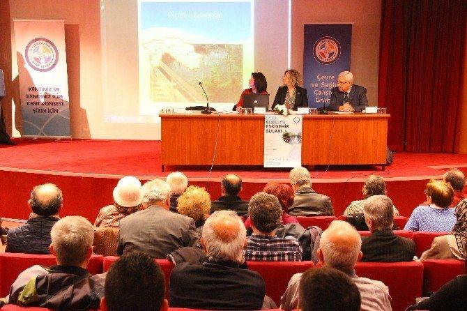 Eskişehir'in Su Sıcaklığı 4,5 Derece Artacak