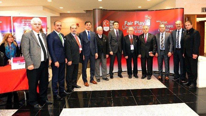 MSKÜ Fair-play Kervanına Ev Sahipliği Yaptı