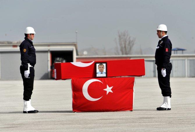 Hakkari şehidi, törenle memleketi Nevşehir'e uğurlandı