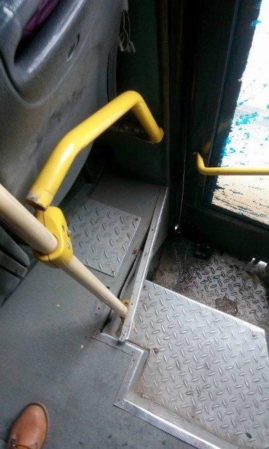 Bursa'da Halk Otobüsleri Ölüme Davetiye Çıkarıyor
