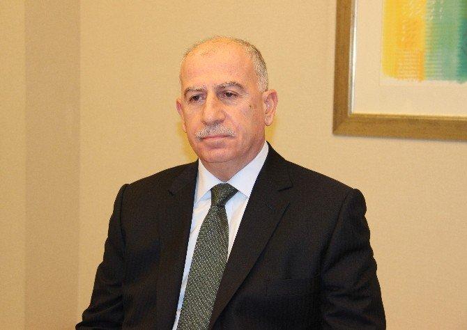 """Irak Cumhurbaşkanı Yardımcısı Nuceyfi: """"Türkiye'ye Baş Sağlığı Diliyorum"""""""