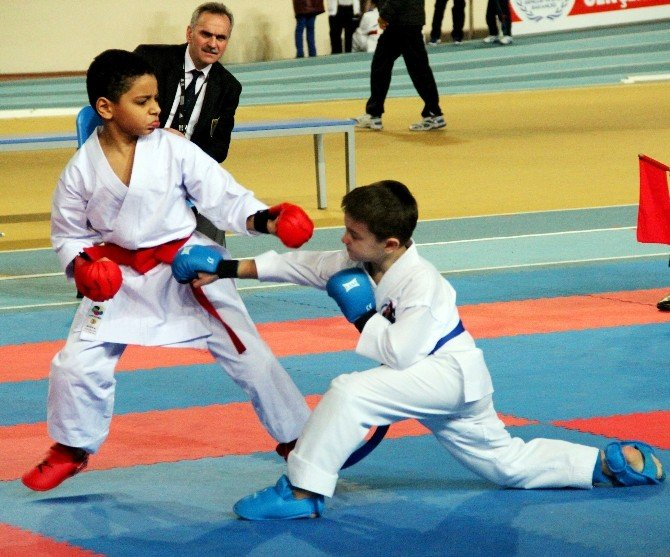 Uluslararası Boğaziçi Karate Turnuvası Başladı