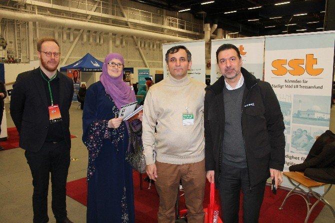 İsveç'te Müslüman Aileler Günleri'ne Rekor Katılım
