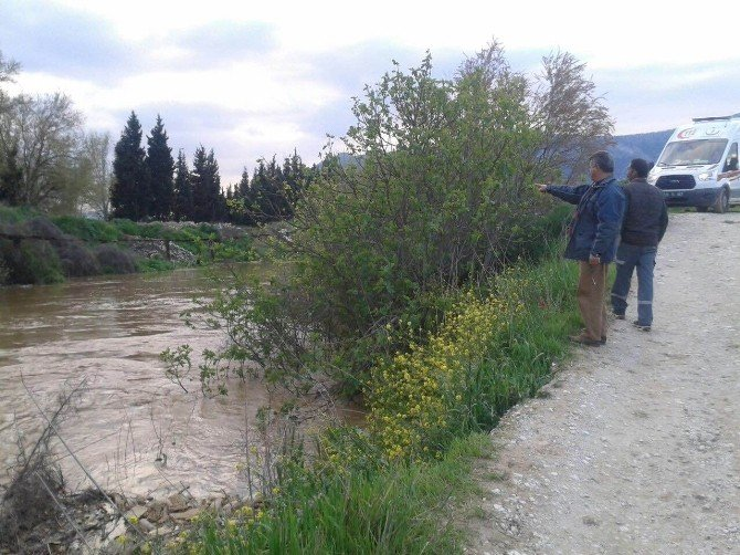 Ot Toplarken Nehre Düştü, Kayboldu
