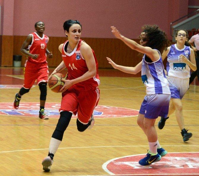Kadınlar Basketbol Ligi'nde Tarihi Fark