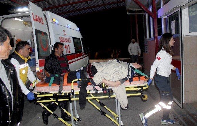 Muğla'da Kaza: 10 Yaralı