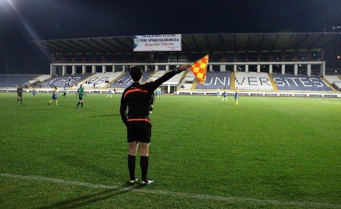 KBÜ'de Rektörlük Kupası Heyecanı Başladı