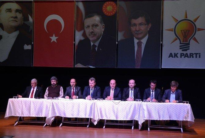Bozüyük'te AK Parti İlçe Danışma Toplantısı Yapıldı