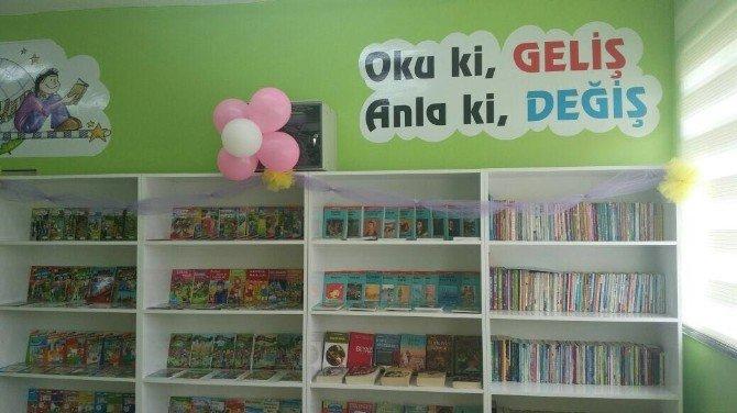 AK Parti Teşkilatının Köy Okulları Projesi Hayata Geçti