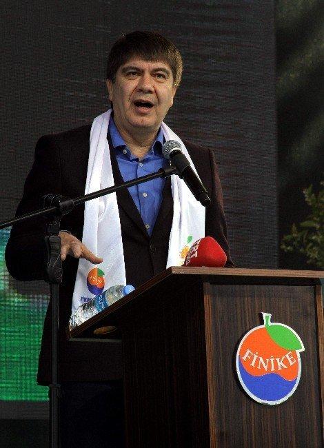 1. Uluslararası Finike Portakal Festivali
