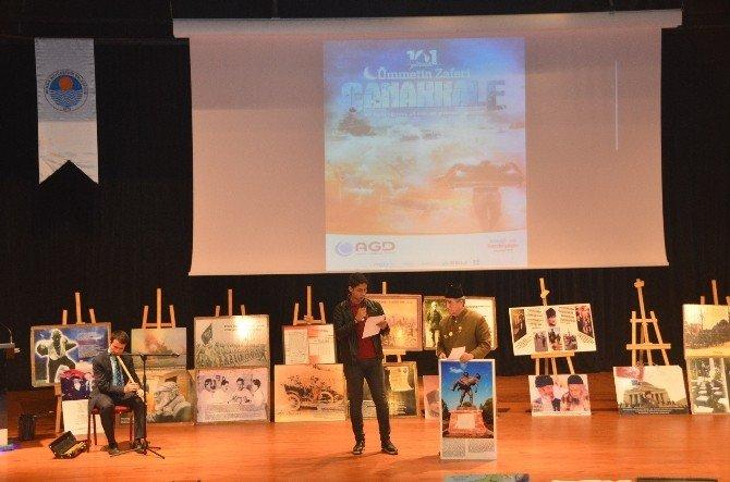 Son Gazinin Oğlu Barış Elçisi Kaçmaz, Çanakkale'yi Anlattı