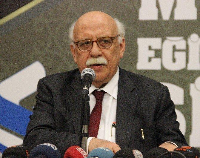 Milli Eğitim Bakanı Nabi Avcı: