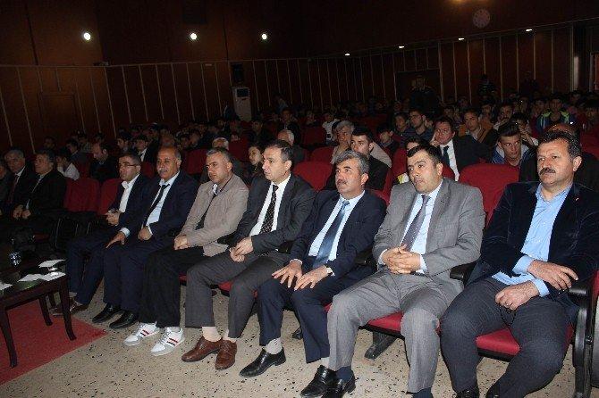 Genç Sada Kuran-ı Kerim'i Güzel Okuma Yarışması Düzenlendi