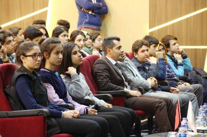 Ntb Anadolu Lisesi'nden Kariyer Günü Toplantısı