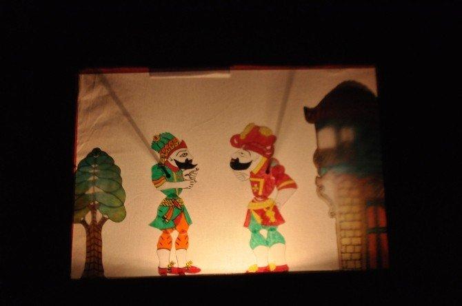 """Dünya Tiyatro Gününe Özel """"Küçük Hayaller Sahnede"""" Gösterisi Düzenlendi"""