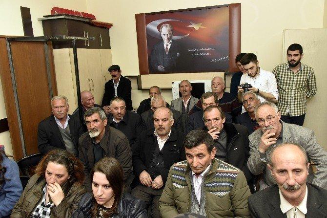 CHP Tunceli Milletvekili Gürsel Erol: