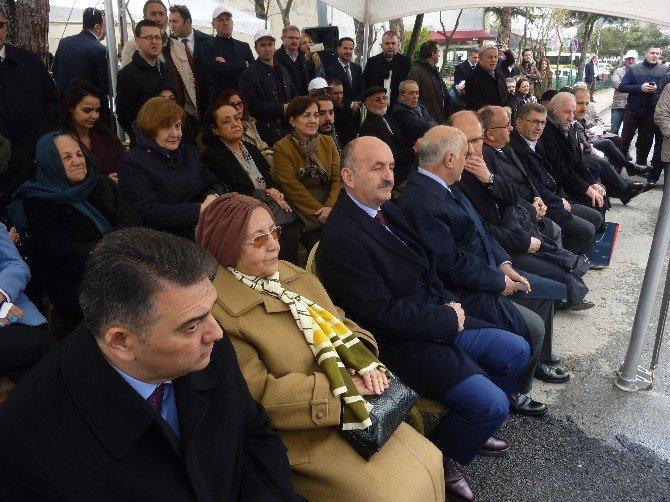 Bakan Müezzinoğlu'ndan Kızılay'a Övgü