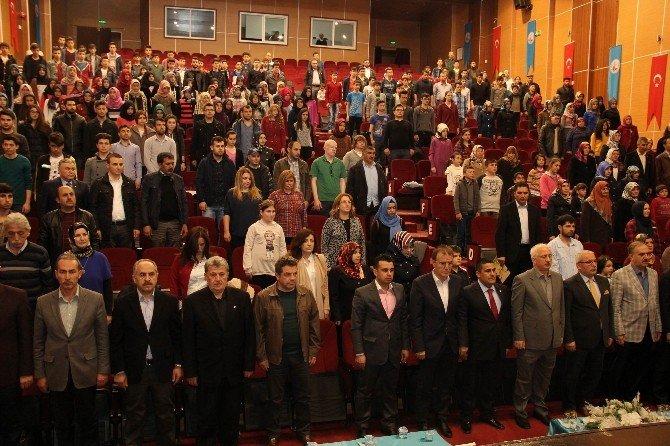 Sivas'ta İşitme Engellilere İşaret Diliyle Manevi Değerler Anlatıldı
