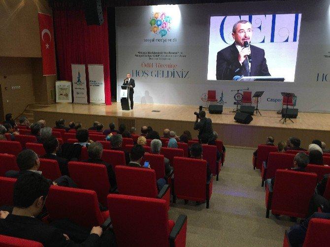 """Sancaktepe""""sosyal Medya Ve Dil"""" Programı Ödül Töreni"""
