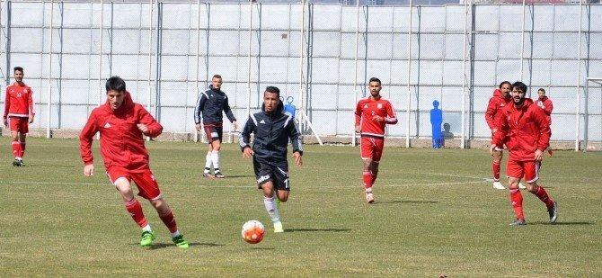 Medicana Sivasspor, Bursaspor Maçı Hazırlıklarını Sürdürüyor