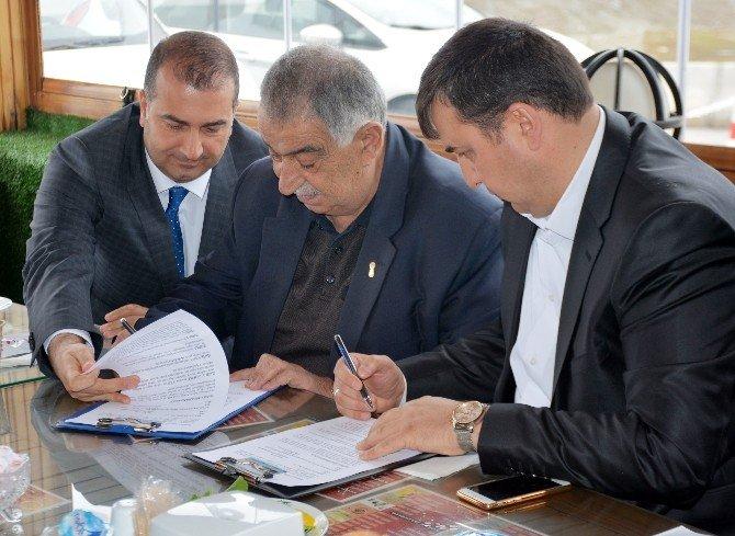 Bitlis Odalar Birliği Üyelerine Yüzde 8 İndirimli Dizel Yakıt