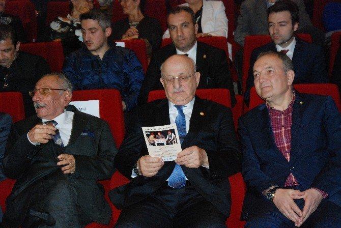 """TBMM Başkanı Kahraman """"Gök Sultan Abdülhamid Han"""" Oyununun Galasına Katıldı"""
