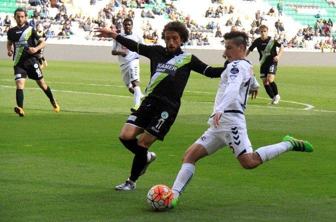 Torku Konyaspor Hazırlık Maçında Giresunspor İle Berabere Kaldı