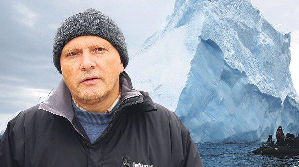 """Öztürk: """"Bir Çok Ülkenin Hedefinde Bulunan Antarktika Kıtasında Türkiye De Söz Sahibi Olabilir"""""""