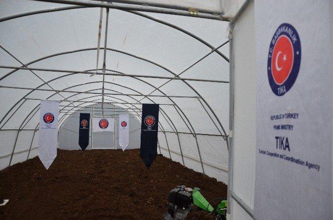 TİKA'nın Karadağ'da Tarıma Desteği Devam Ediyor