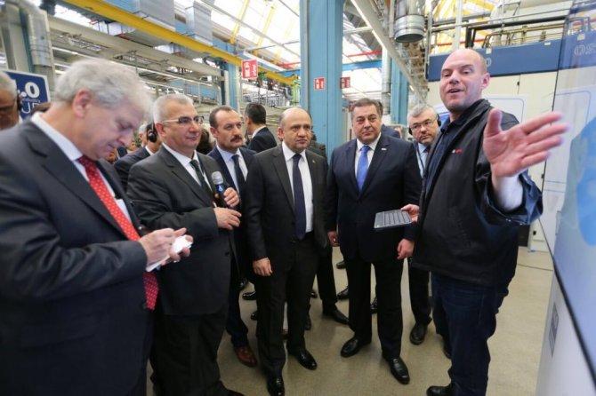 'Türkiye'nin Sanayi 4.0'ı ıskalama şansı yok'