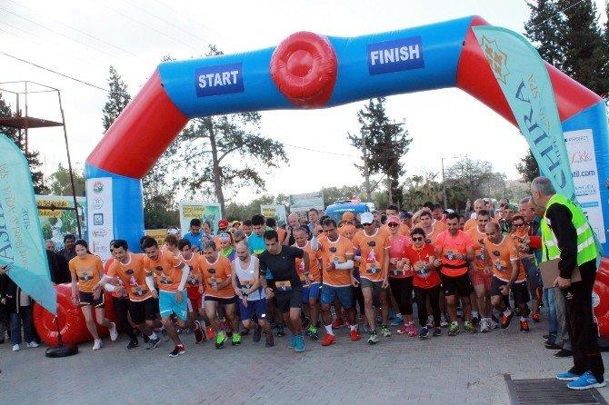 Nashira Ultra Maratonu'nda Yoğun Güvenlik Önlemi