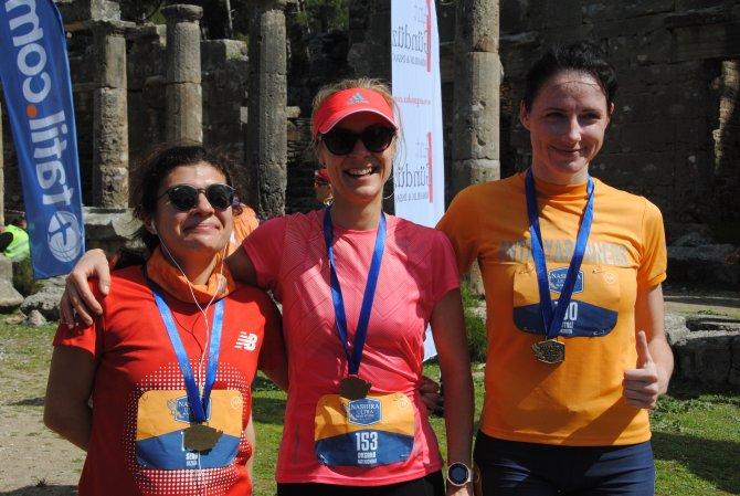 Rus ve Türk sporcular Manavgat'ta altın madalya için yarıştı
