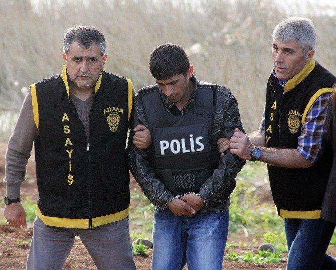 Vahşi Cinayete 3 Tutuklama