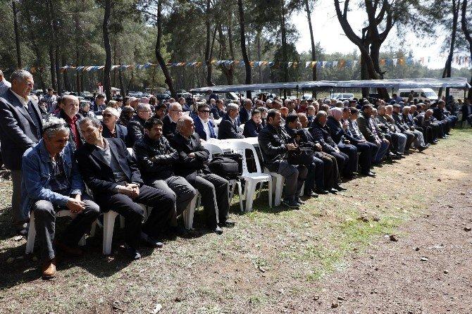 AK Parti İl Başkanlığı Birlik Beraberlik Buluşması