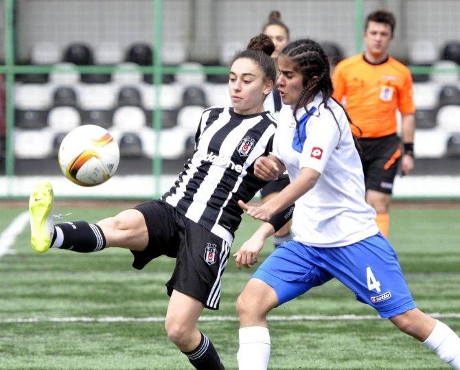 Beşiktaş, 1. Lig'e yükselmeyi garantiledi