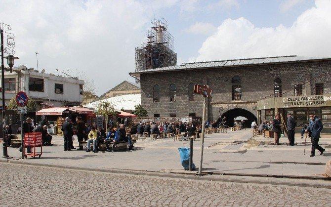 Sur'da Sokağa Çıkma Yasağı 119'uncu Gününde