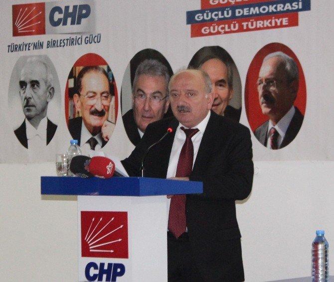 CHP Ordu İl Danışma Kurulu Toplantısı Yapıldı
