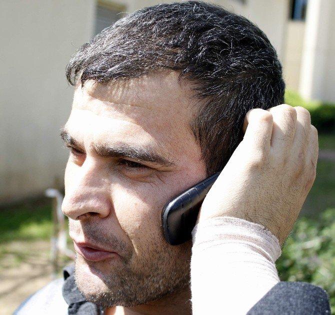 Çift Kol Nakilli Mustafa Sağır'ın Hayali Cumhurbaşkanı İle Tokalaşmak