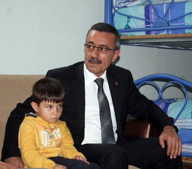 Minik Arda İçin Cumhurbaşkanı Erdoğan Devrede
