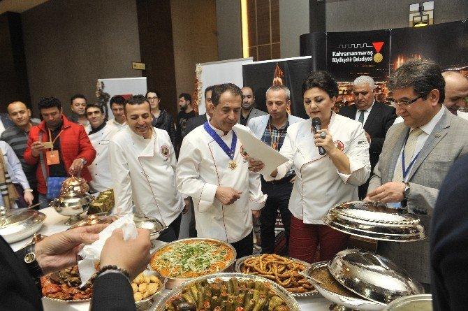 Kahramanmaraş 121 Çeşit Yemeğini İstanbul'da Tanıttı